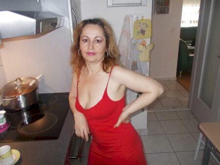 Femme mature de Briançon qui est seule